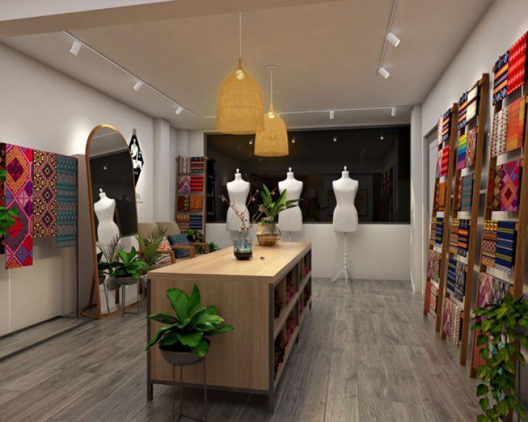 RIDA -  House of Kachin Textiles