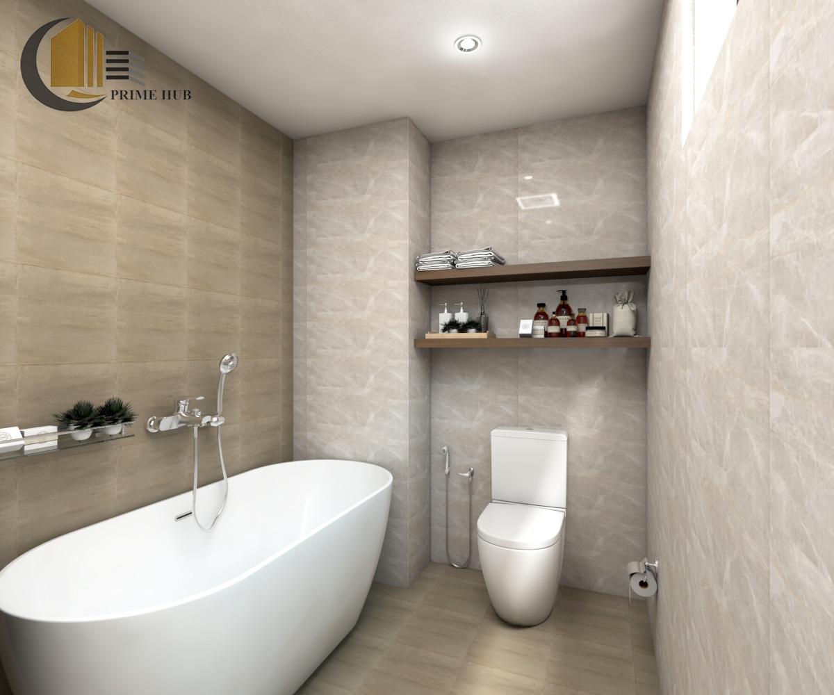 MBR bath room 1